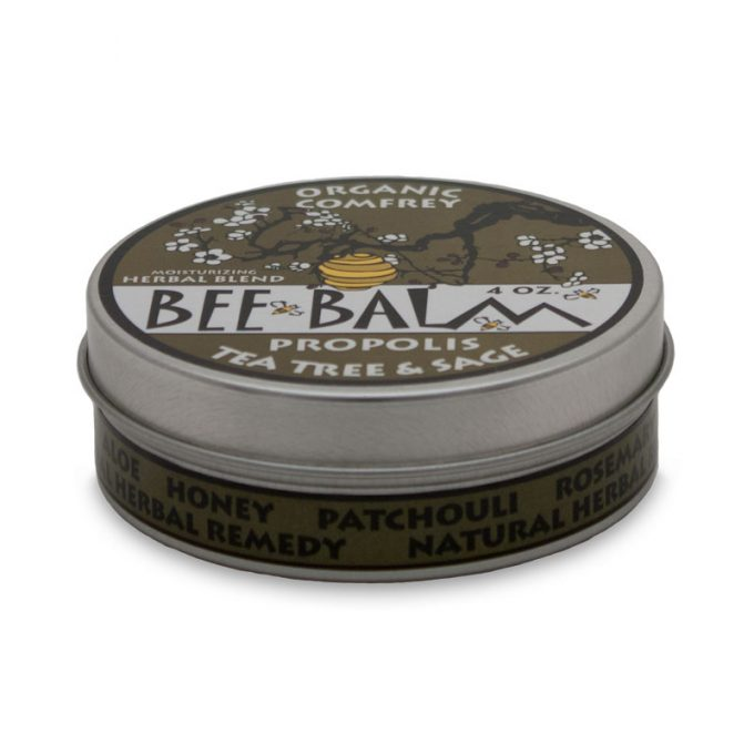 Tea Tree & Sage All-weather Balm natural skin moisturizer