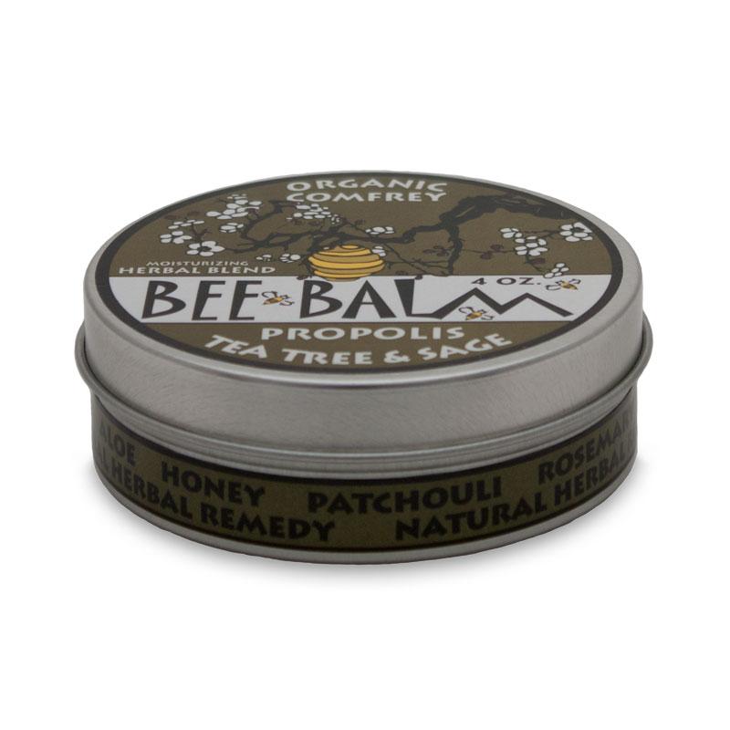 Tea Tree & Sage All-weather Balm natural skin moisturizer