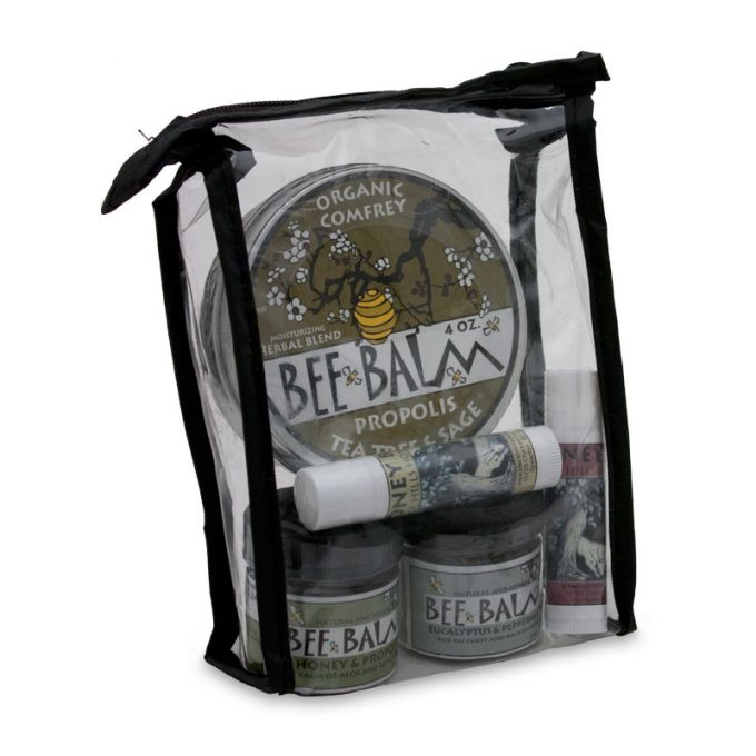 Tea Tree & Sage Travel Pack
