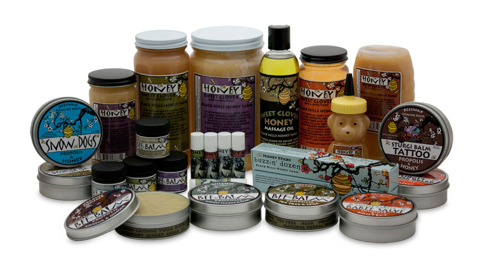 100% all natural products
