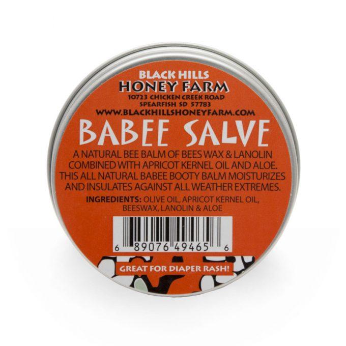 Green Babeez Babee Salve