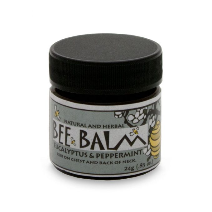 Eucalyptus & Peppermint Chest Rub