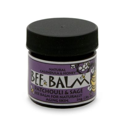 Patchouli & Sage Bee Balm