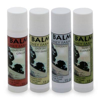 Honey Balm 4-pack
