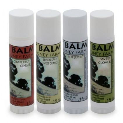 Honey Balm 4-pack