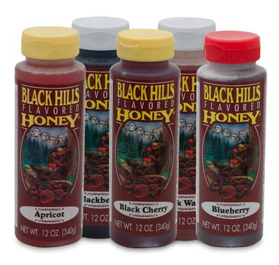 Assorted Flavored Honey