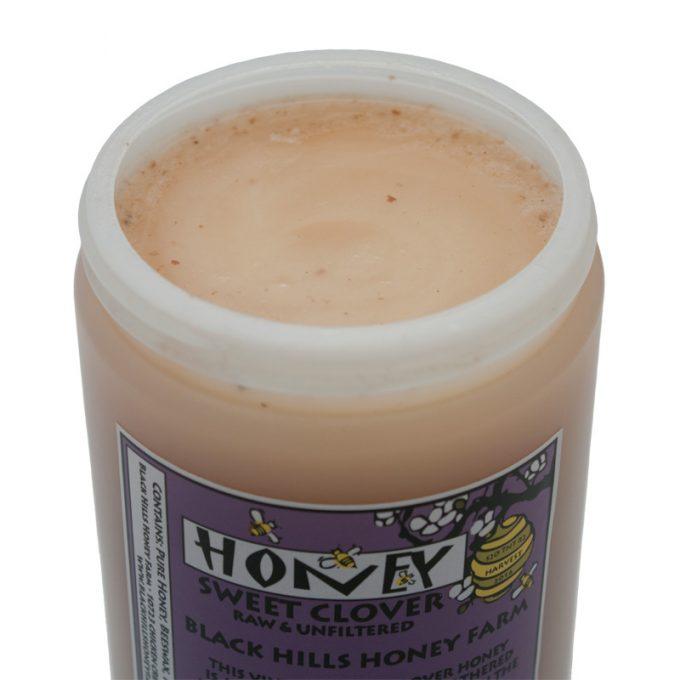 3 lb Plastic Honey, open